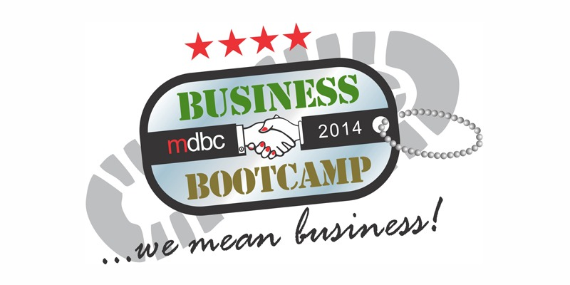 Business Bootcamp logo for the MDBC